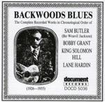 Bo Weavil Jackson (Sam Butler) - Jefferson County Blues