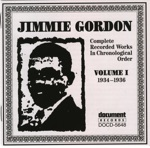 Jimmie Gordon - I'd Rather Drink Muddy Water