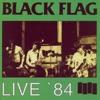 Live '84 ジャケット写真