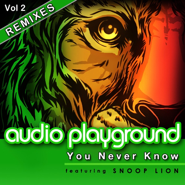 Audio Playground - You Never Know [feat. Snoop Lion] [Remixes]