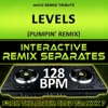 Levels (Avicii Remix Tribute)[128 BPM Interactive Remix Separates] - EP, DJ Dizzy