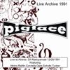 Live At Atlanta, GA Masquerade 12/06/1991, Pigface