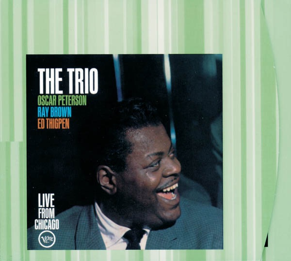 Oscar Peterson Trio - I've Never Been In Love Before