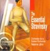The Essential Stravinsky ジャケット写真