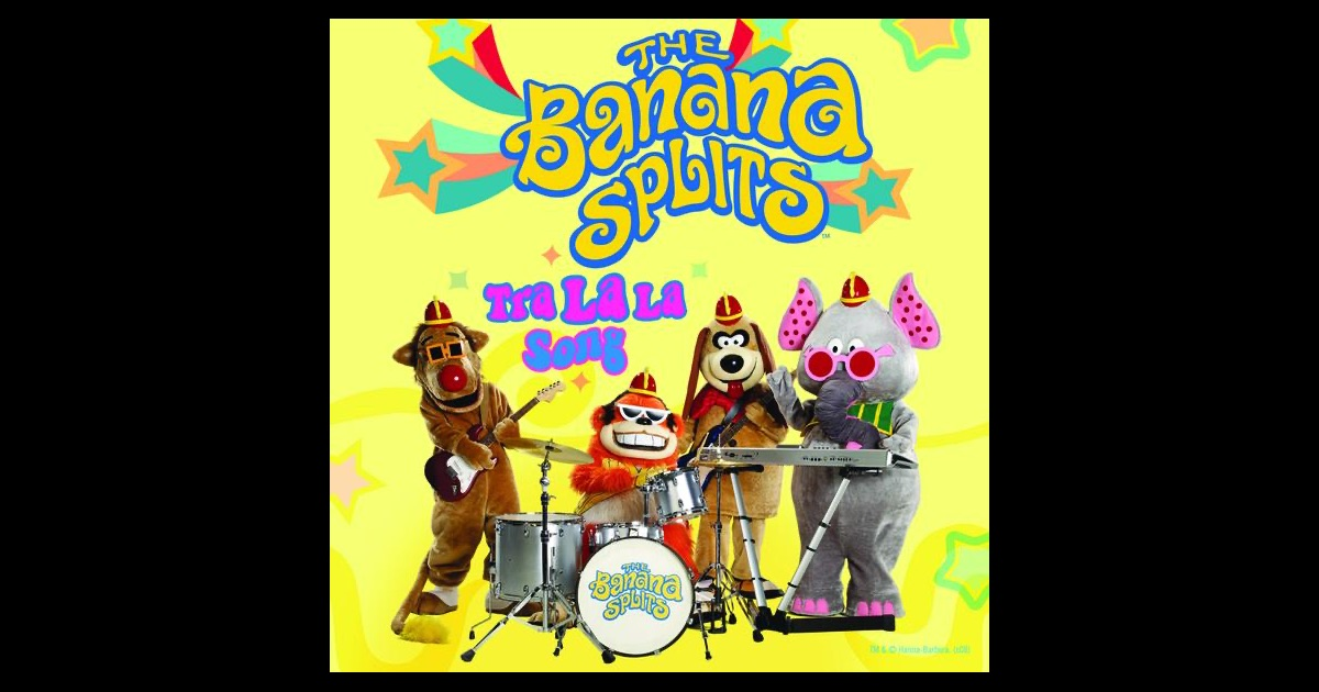 The Banana Splits The Tra La La Song One Banana Two Banana