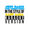 Ameritz - Karaoke - Just Dance (The Cherrytree Sessions) [In the Style of Lady Gaga] [Karaoke Version]
