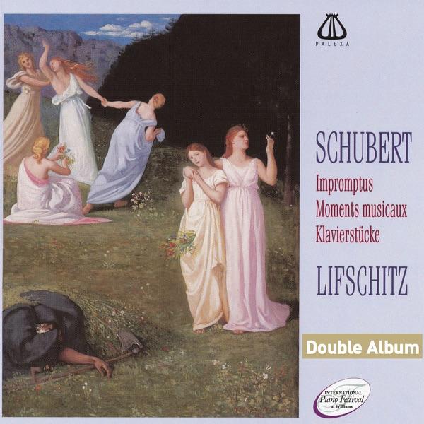 Schubert: Impromptus, Moments Musicaux & Klavierstücke