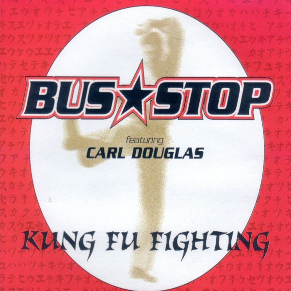 Cover art for Kung Fu Fighting