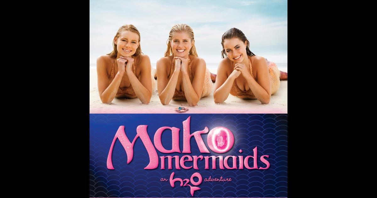 Mako mermaids an h2o adventure volume 1 on itunes for H2o tv show season 4