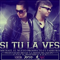 Si Tu la Ves (feat. Farruko) - Single Mp3 Download