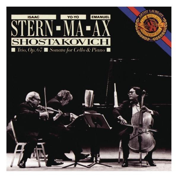 Shostakovich: Piano Trio No. 2 & Cello Sonata