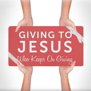 Giving to Jesus Who Keeps On Giving - Joseph Prince