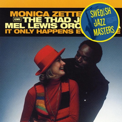 Swedish Jazz Masters: It Only Happens Every Time - Monica Zetterlund