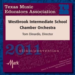Sachin Mehta, Lina Zhao, 劉逸雲 Amber Liu, Tiffany Huynh, Westbrook Intermediate School Chamber Orchestra & Tom Dinardis - Concerto Grosso in F Major, Op. 6 No. 2