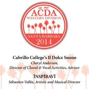 Cabrillo College's Il Dolce Suono, Mitch Grassi, Kirstin Maldonado, Ben Bram & Cheryl Anderson - Run to You (Live)