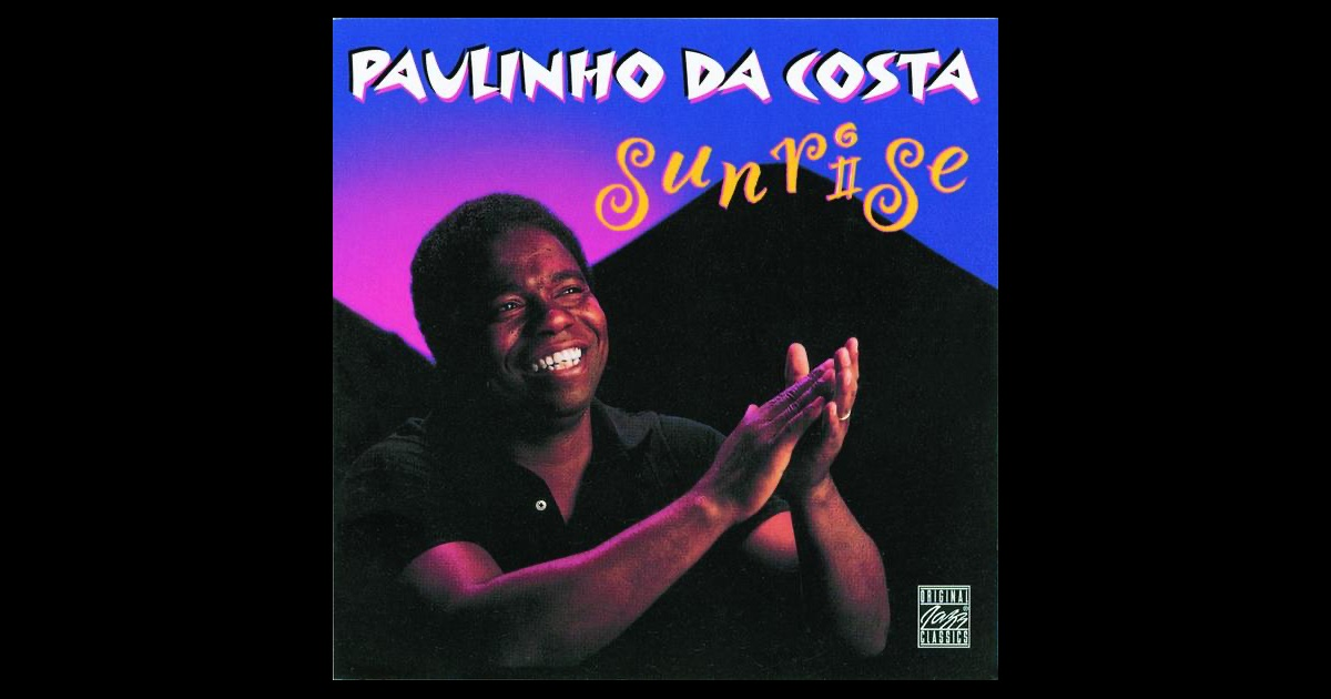 Paulinho da Costa Taj Mahal Groove Im Going To Rio