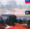 Tchaikovsky Piano Concerto Nos 1 3 Violin Concerto