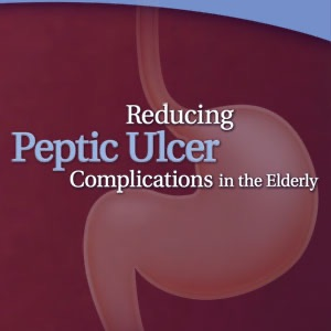 CMEcorner2go: Reducing Peptic Ulcer Complications in the Elderly