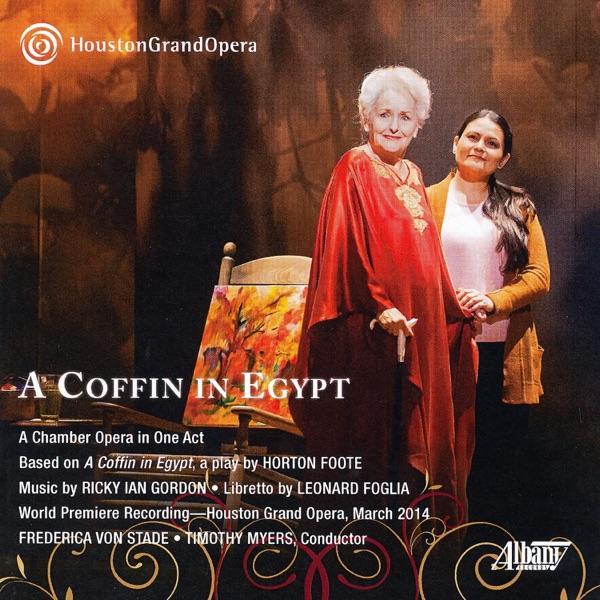 Leonard Foglia: A Coffin in Egypt