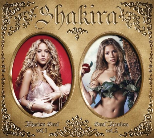 Shakira - Oral Fixation, Vols. 1 & 2 (With Bonus Videos)
