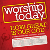 The Mission Worship Praise Band - How Great Is Our God artwork