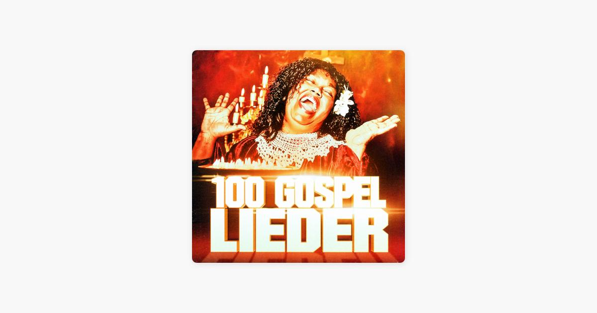 """100 Gospel-Lieder (Die Anfänge der Soul-Musik)"""" von Verschiedene ..."""