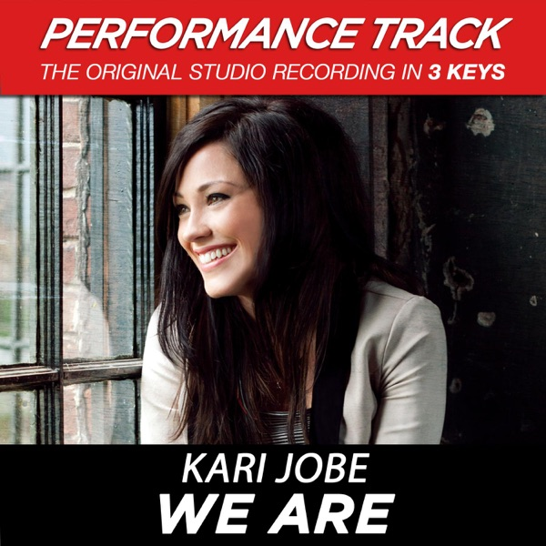 Kari Jobe - We Are (Performance Tracks) - EP