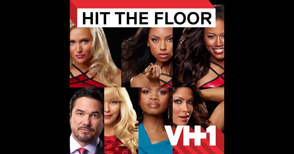 Hit the floor season 1 on itunes for Hit the floor meaning