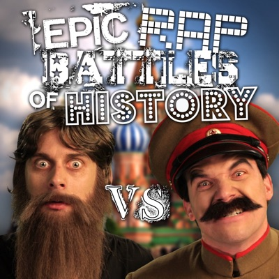 Rasputin vs Stalin - Single - Epic Rap Battles Of History