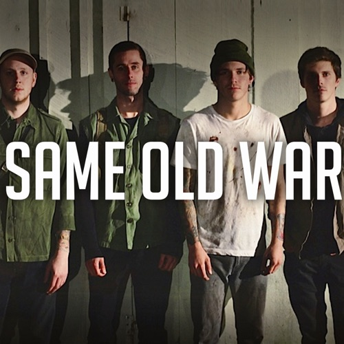Our Last Night - Same Old War - Single