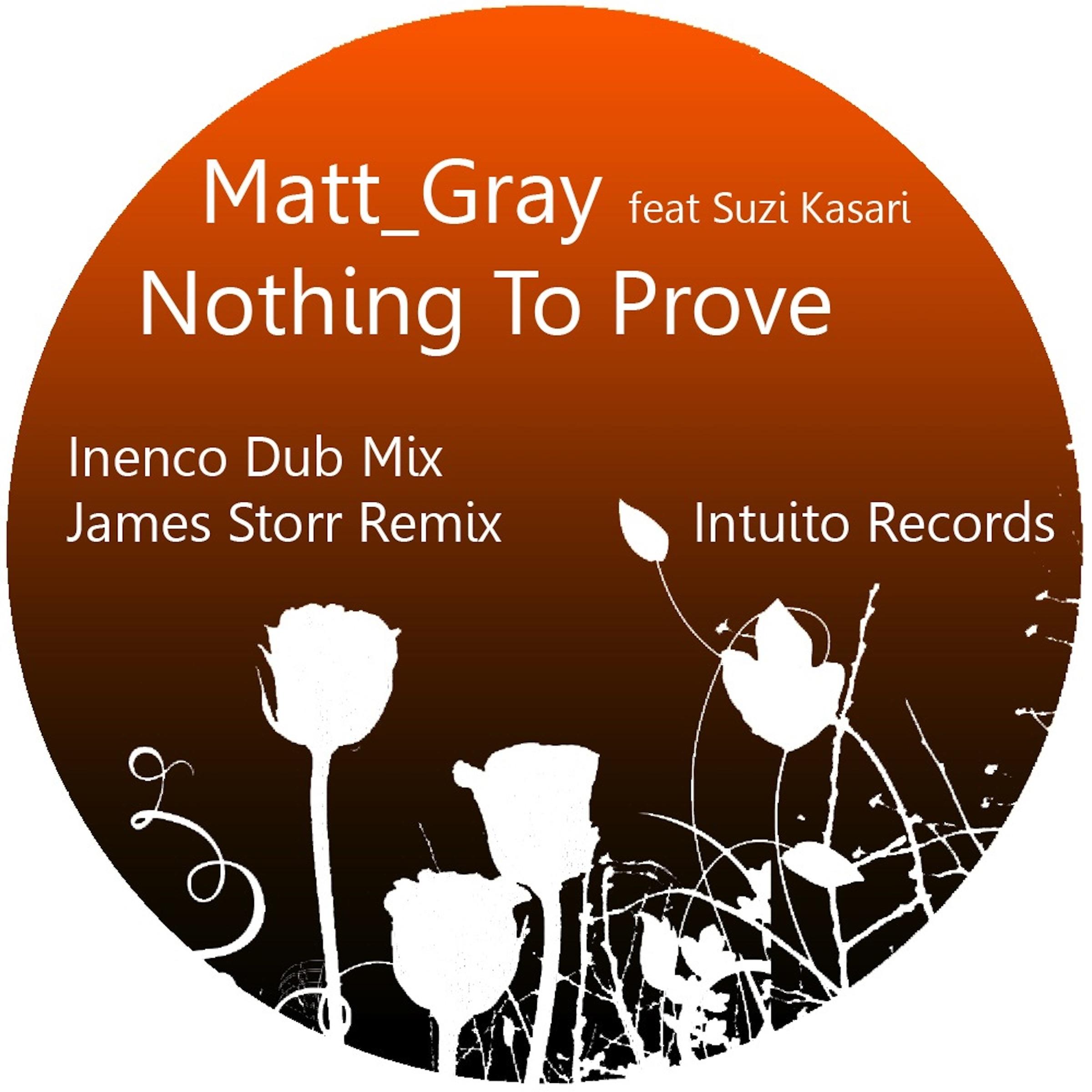 Nothing to Prove (feat. Suzi Kasiri) - Single