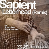 Letterhead (Remix) [feat. Illmaculate & Macklemore] - Single