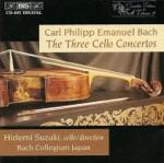 Hidemi Suzuki & Bach Collegium Japan - Cello Concerto In a Major, Wq. 172, H. 439 : I. Allegro