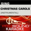 Sing Christmas Carols Karaoke Performance Tracks