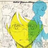 Take Your Way/livetune adding Fukase (from SEKAI NO OWARI)ジャケット画像