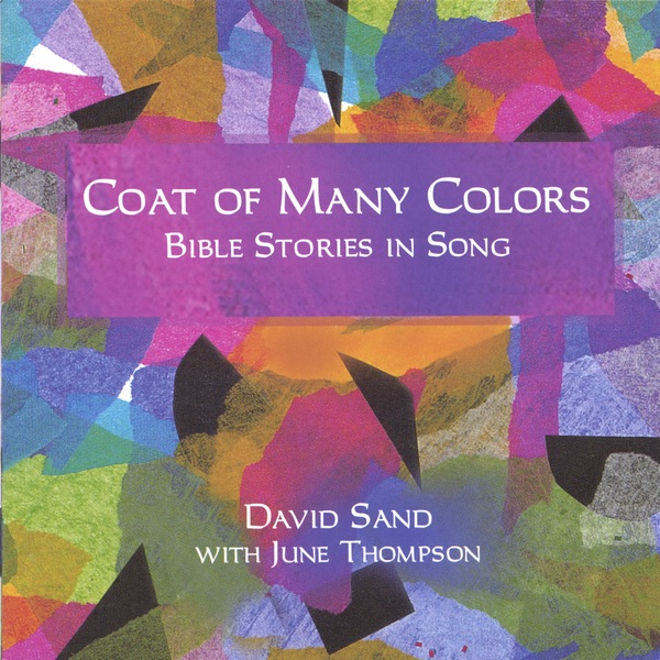 coat of many colors by david sand june thompson on apple