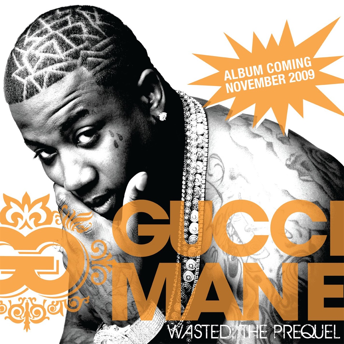 Wasted The Prequel - EP Gucci Mane CD cover