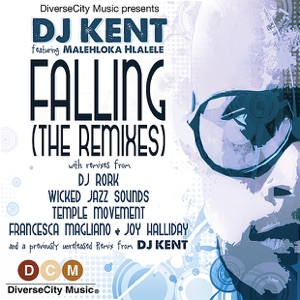 DJ Kent - Falling feat. Malehloka Hlalele [Wicked Jazz Sounds Remix]