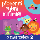 Piosenki rybki Mini Mini o zwierzętach vol. 2
