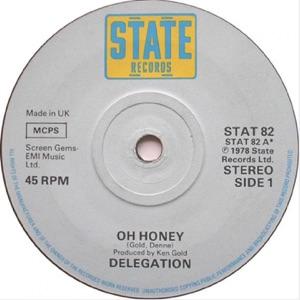 Oh Honey - Single