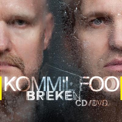 Breken - EP - Kommil Foo