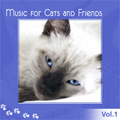 Music for Cats and Friends, Vol. 1