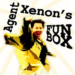 Agent Xenon's Video Podcast