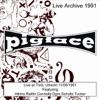 Live At Tivdi, Utrecht 11/06/1991, Pigface