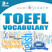 2012 TOEFL Vocabulary Audio Learn (Unabridged)