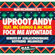 Fock Me Avontade (Boyfriend Remix) [féat. MC Gringo & MC Nem] - Uproot Andy