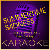 [Download] Summertime Sadness (Instrumental Version) MP3