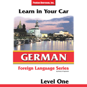 Learn In Your Car: German Level  1-Henry N. Raymond