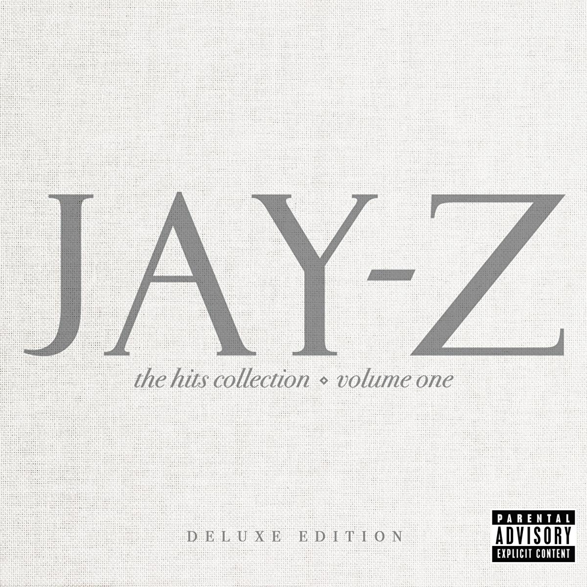 The Hits Collection Vol One Deluxe Edition with Videos JAY-Z CD cover