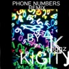 Phone Numbers feat Wiz Khalifa Remix Single